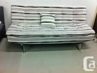 Picture 1---sofa BED #A03-- $240 Picture 2 -- sofa BED
