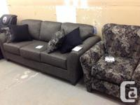 Brand new sofa by serta upholstery..$699 taxes in. The