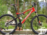 BRAND NEW! NEVER RIDDEN SPECIALIZED EPIC CARBON (FRAME, used for sale  British Columbia