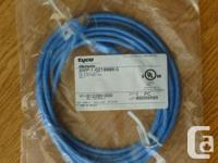 Brand new Tyco CAT 6 10ft ethernet network RJ45 cable