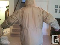 Brand new U.S Polo Men's winter jacket Size: XXL Bought