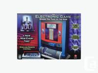 Product Features NEW VS 100 Electronic Family Trivia