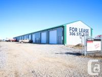 Located North of Regina on Hwy 11 Brand new warehouse