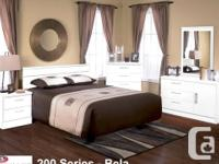 Brand new Bedroom Set Queen or Double on sale for $348.