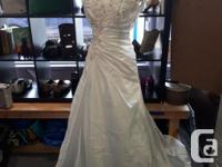 Brand New with tags Blush Bridal Boutique Wedding