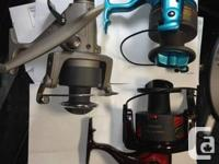 Brand new X large size fishing reels In store price