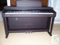BRAND NEW YOUNG CHANG KT-5000 PROF. DIGITAL PIANO. MADE