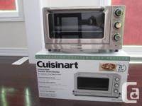 -brand new, never been used  -6-slice convection