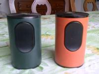 I have two vintage Braun T2 cylindric table lighters