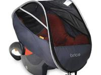 New, never made use of BRICA Baby Comfort Cover