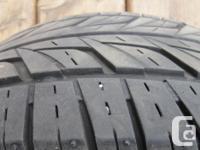 Bridgestone Potenza P195/65/R15 M+ S 89 H 4 tires for