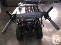 Briggs & Stratton 950 Snow Series 4 Cycle OHV Engine.