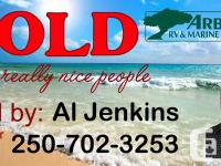 Consign your RV with Al Jenkins, Courtenay's Top RV