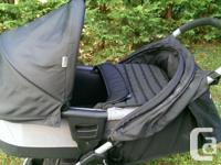 This bassinet was used for 6 months with a B-ready