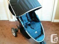 Very clean Britax B-Agile Stroller in fantastic