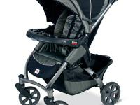 Used Britax Chaperone Stroller for $100; some scuffing