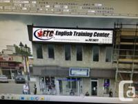 English Educating Facility opening up soon. Register