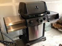 Barely made use of Broiler King BARBEQUE available for