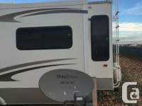 2008 brookside by sunnybrook 30ft rv in mint condition