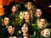 Entertaining series starring Calista Flockhart, Rob