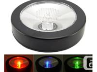 GadgetPlus. ca. .  Item: LED Color Altering Beverage