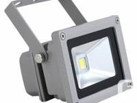 10W RGB LED Limelight Flood Light Garden Outdoor