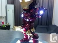 I am selling a Brand New in Box Iron Man Egg Strike.