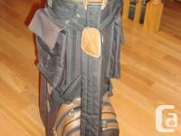 Brown Golf Trends Golf Bag. Good Condition Lots of