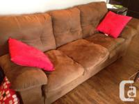 I bought this couch in April 2014 , I paid over 800 for