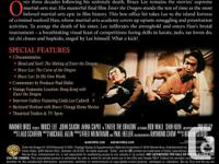 Bruce Lee's Enter The Dragon (blu-ray) The last film