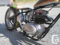 BSA Bobber , 1968 engine , registered as U-bilt Lots of