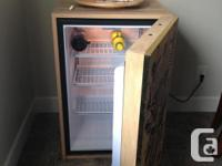 Very cool beer fridge in excellent condition a must