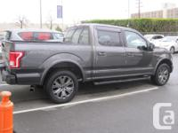 Make Ford Model F-150 SuperCrew Year 2016 Colour Grey