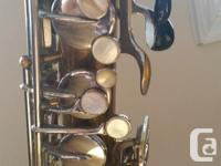 Great playing vintage American Tenor sax played by a