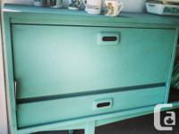 Buffet vintage / mini bar rehauss