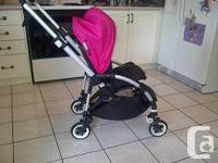Bugaboo Bee Plus, purchased new in summer 2013. Never