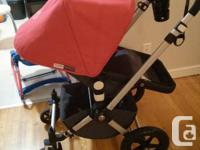Bugaboo Cameleon has a great deal of additions in a