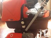 Bugaboo Cameleon stroller purchased in 2012 (it hasn't