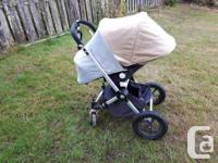 super versatile and easy to use stroller ! small or big