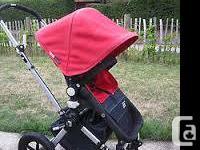 chameleon stroller in great shape , very comfortable ,