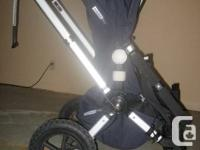 Bugaboo Frog Stroller/Bassinet in EXCELLENT condition!