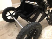 Bugaboo Stroller (Frog) and accessories $300 This is