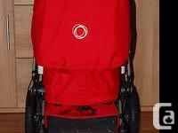 This stroller is top of the line and served us well. It