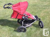 Mountain Buggy Urban Elite Stroller. Great stroller