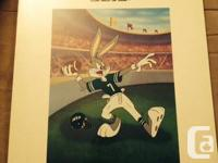 "1994 Warner Bros. NFL Bugs Bunny New York Jets ""The"