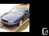 Make Buick Model Regal Year 1995 Colour BLUE kms