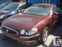 Buick Allure 2006 automatic 197 000km 3.8L 6 Cylinder