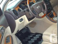 Make Buick Model Enclave Colour White Trans Automatic