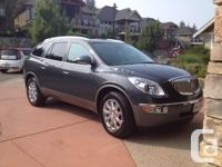 Make Buick Model Enclave Year 2014 Colour cyber grey