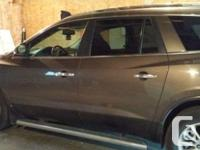 Make Buick Model Enclave Year 2009 Colour Brown kms
